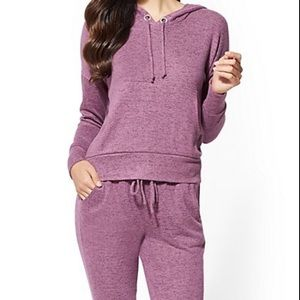 New York & Company Other - NY&Co. Purple Matching Sweatsuit 💁♀️